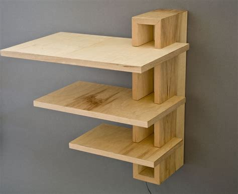 bedside table with l attached 698 best shelves and other storage images on