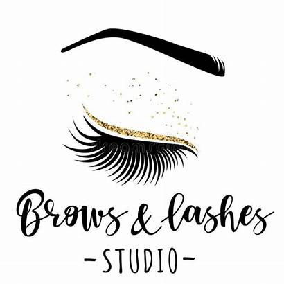 Gold Lashes Brows Lash Maker Beauty Extensions