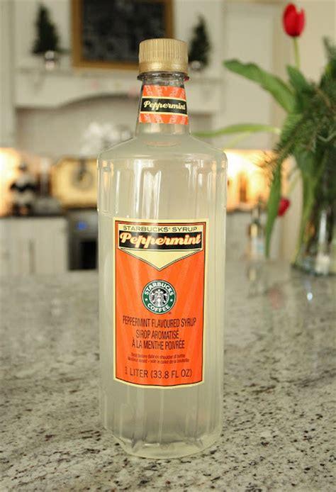 great  minute gift idea mini starbucks syrups