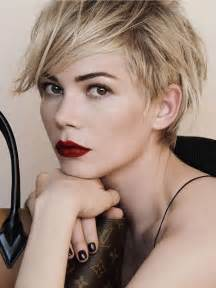 Pixie Cut?   Michelle williams pixie, Pixie cuts and Pixie hair