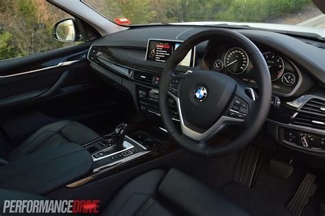 bmw  xdrivei interior