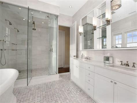 white bathroom ideas all white master bathroom ideas thelakehouseva
