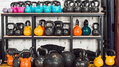 kettlebells dumbbells should kettlebell sizes
