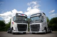 what s the new volvo commercial about volvo s new fh put to work at mc rental easier