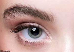 Astuce De Maquillage Pour Les Yeux Marrons : maquillage des yeux en amande notre tuto pour maquiller les yeux en amande elle ~ Melissatoandfro.com Idées de Décoration