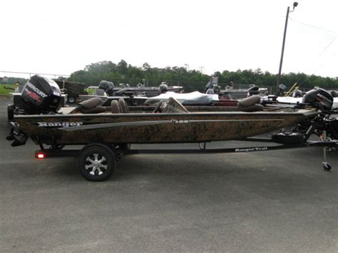 Ranger Aluminum Tiller Boats by Shadow New And Used Boats For Sale