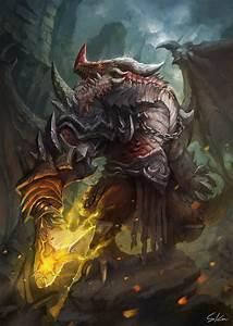 Dragon Warrior by skaiChu on DeviantArt