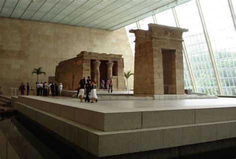 temple  dendur   metropolitan museum  art