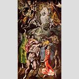 Dormition Of The Virgin El Greco   328 x 600 jpeg 54kB