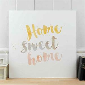 Home Sweat Home : home sweet home art print make it with words ~ Markanthonyermac.com Haus und Dekorationen