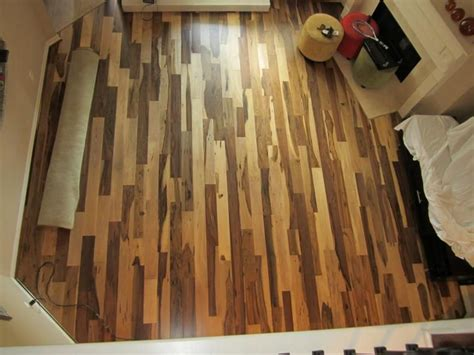 kitchen with laminate flooring pecan flooring machiato pecan hardwood 6525