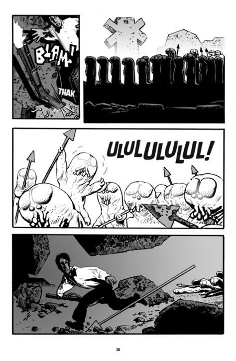 Ragemoor, un'anteprima del fumetto di Strnad e Corben - Wired