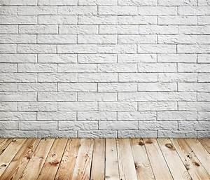 Mur Brique Blanc : int rieur de pi ce avec le mur de briques blanc image stock image du home fissures 30374053 ~ Mglfilm.com Idées de Décoration