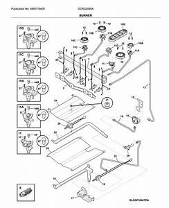 Frigidaire Gcrg3060afa Gas Range Parts