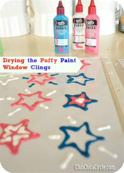 diy patriotic window cling craft