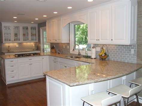 grey subway tile backsplash kitchen the world s catalog of ideas 6968