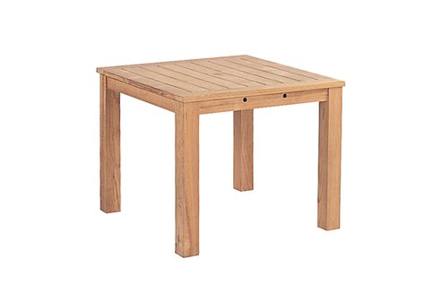 Antibes small outdoor dining table  85cm  Bau Outdoors