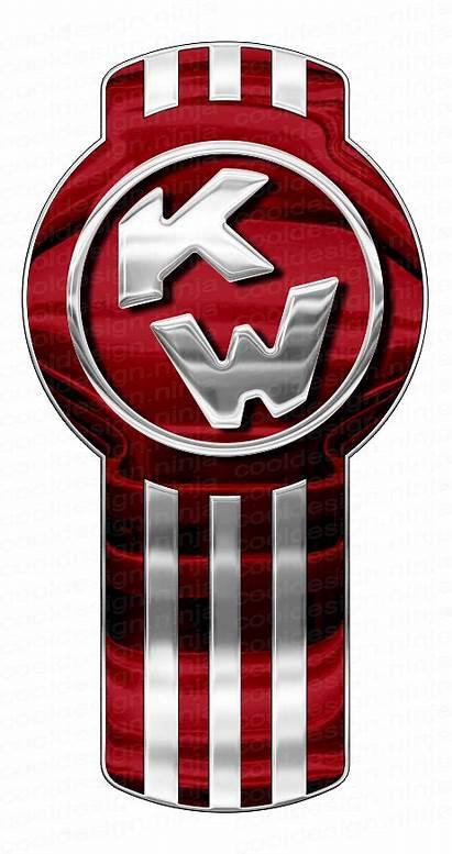 Kenworth Semi Truck Emblem Trucks Cool Logos
