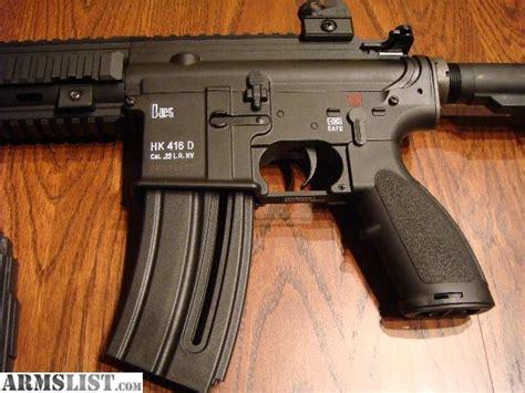 armslist  sale hk  tactical rimfire  long rifle