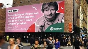 Spotify wraps up 2017 by making humorous goals for 2018 ...