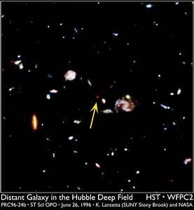 Distant Galaxies HD - Pics about space