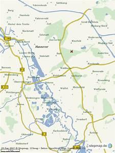 Möbelhäuser Hannover Und Umgebung : hannover umgebung von fs h519 landkarte f r die welt ~ Indierocktalk.com Haus und Dekorationen