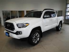 Nissan Frontier Bed Extender by White Toyota Tacoma In Montana For Sale 36 Used Cars From
