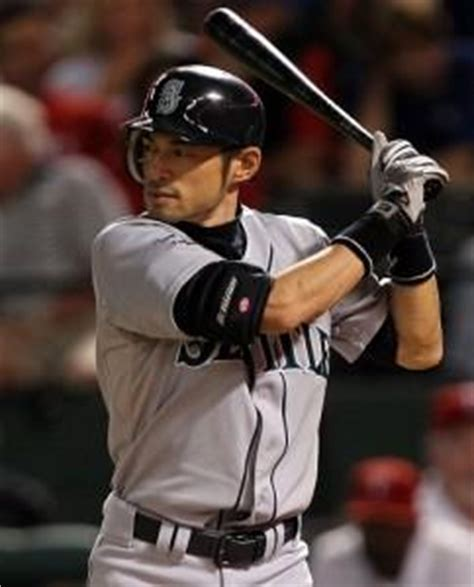 Ichiro Suzuki Batting Average by Mariners May Move Ichiro From Leadoff Spot Seattle