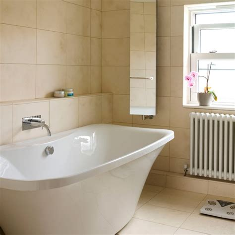 neutral travertine tiled bathroom bathroom decorating