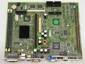 Dell 0141e Optiplex Gx1 System Board    Motherboard  66