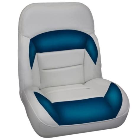 Pontoon Boat Captain Seats by Captains Low Back Boat Seat