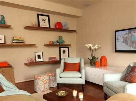 Shelving Ideas For Living Room Walls With Floating Shelf