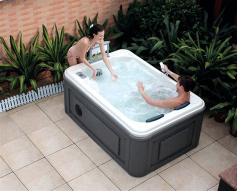 Hs Spa291 Outdoor Spa Whirlpool Couple Hot Tub Small Spa