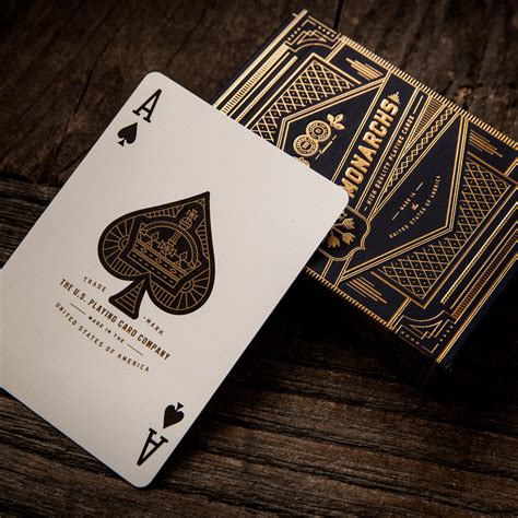 We did not find results for: Monarch Playing Cards // 2 Deck Set - theory11 - Touch of Modern