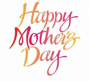 Mother's Day PNG Transparent Images | PNG All