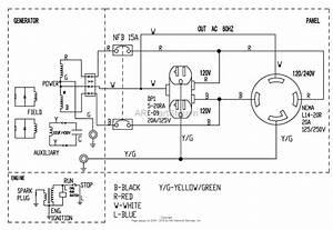Starter Generator Wiring Diagram Briggs