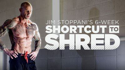 Jim Stoppani Shortcut to Size Results