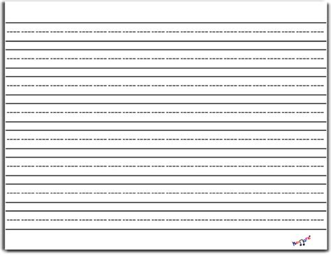 Line Paper By Kidznote