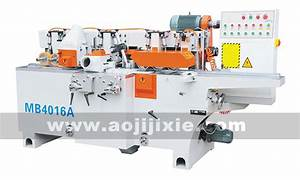 MB4016A woodworking moulders - Woodworking Machine