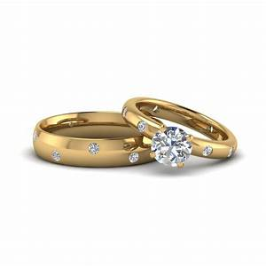 matching wedding bands for him and her fascinating diamonds With weddings rings for her
