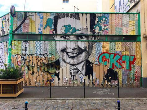 Arte Urbana em Paris
