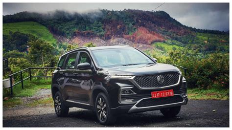 mg hector launched prices start  inr