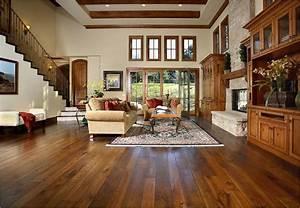 Dark Hardwood Floors Ideas for Rooms in the House