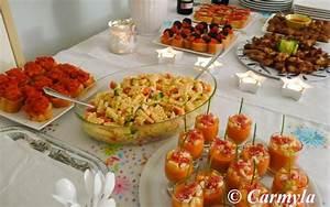 Comida para cumpleaños adultos en casa Imagui