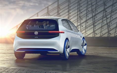 Volkswagen Car : Volkswagen Launches Moia For An Autonomous, Electric And