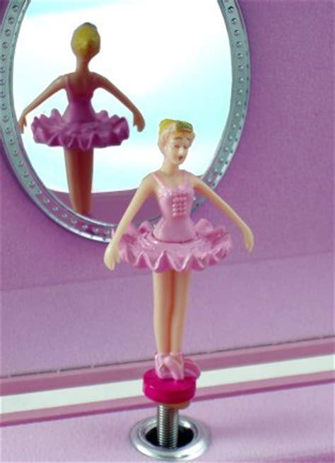 hushabye mountain musical jewellery box  ballerina