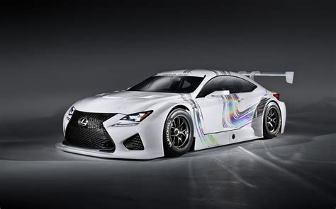 lexus rc  gt concept wallpaper hd car wallpapers id