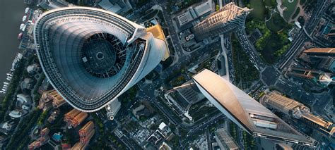 Five inspiring futuristic buildings   URBAN HUB