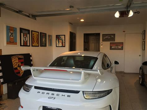 Rs Garage by Garage For My Gt3 And Gt3rs Almost Done Rennlist