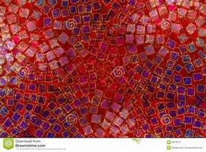 Mosaic Background Square Tiles Stock Photos - Image: 2673013